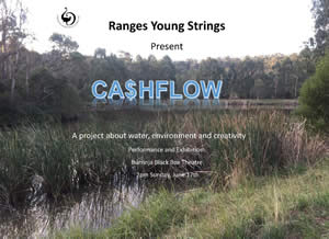 Ranges Young Strings invitation image
