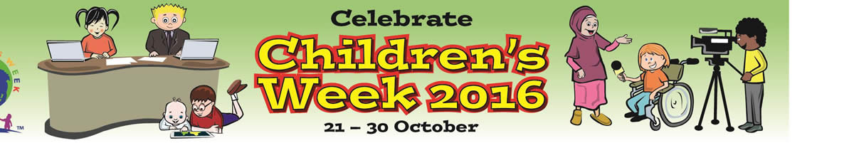 Childrens Week 2016 banner