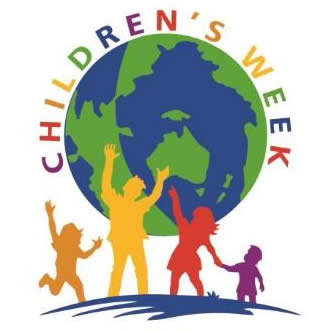 Childrens Week 2016 logo