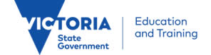Victorian Department of Education and Training logo