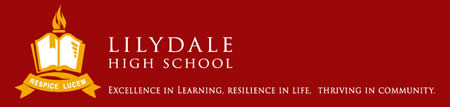 Lilydale High School logo