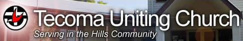 Tecoma Uniting Church logo